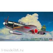 09074 Hasegawa 1/48 Самолёт Kawanishi N1K2-J Shiden-Kai (George)