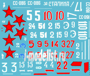 72011 ColibriDecals 1/72 Decal for I-15 bis
