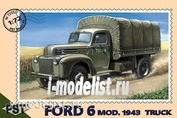 72051 Pst 1/72 Грузовик Ford 6 mod.1943