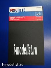 0111 MACHETE sandpaper 400 (2 sheets)