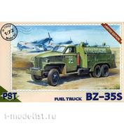 72020 PST 1/72 Бензозаправщик БЗ-35С