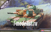 13296 Academy 1/35 M60A2 Patton