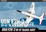 12548 Academy 1/72 Cамолет USN F2H-3 VF-41