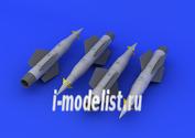 672042 Eduard 1/72 Дополнение к модели AGM-12C Bullpup B