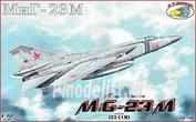 RVA72009 R.V.AIRCRAFT 1/72 MiG-23M