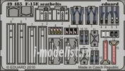 49485 Eduard 1/48 Фототравление для F-15E seatbelts