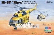 87221 HobbyBoss 1/72 Вертолет Миль Ми-8Т