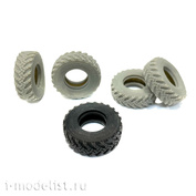 im35011 Imodelist 1/35 Tires for Civilian version of К-4350