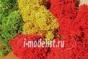 3232 Heki Материалы для диорам Исландский мох, разные цвета 250 г
