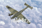 80292 Самолет 1/72 Hobby Boss  Messerschmitt Bf110 Fighter