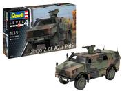 03284 Revell 1/35 Бронетранспортер Dingo 2 GE A2.3 PatSi