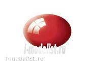 36131 Revell Aqua paint fiery red glossy