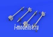 648197 Eduard 1/48 Набор дополнений AIM 9J Sidewinder