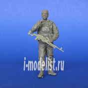 Mcf35156 MasterClub 1/35 Современный Российский солдат с пулеметом Пкм