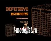 SPS-032 Meng 1/35 Defensive Barriers
