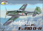 72011 R.V.AIRCRAFT 1/72 Focke Wulf Fw-190 D-11
