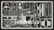 Eduard 32070 1/32 photo etched parts for Bf 109G-6