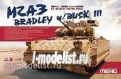 SS-004  Meng 1/35 M2A3 Bradley (w/BUSK III)