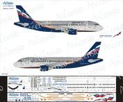 319-001 Ascensio 1/144 Декаль на самолет Arbus A319 (Арофлот Российские Авалинии)