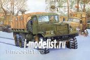805 Roden 1/35 Автомобиль КрАЗ-255Б