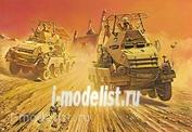 708 Roden 1/72 Sd.kfz.263 (8-RAD) Schwerer Panzerfunkwagen