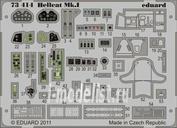 73414 Eduard 1/72 Фототравление для Hellcat Mk.I S.A.