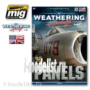 """AMIG5201 Ammo Mig TWA Issue 1 – """"Panels"""" (ENGLISH)"""