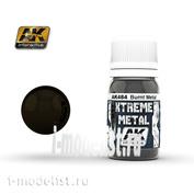 AK484 AK Interactive XTREME METAL BURNT METAL (metallic burnt metal)