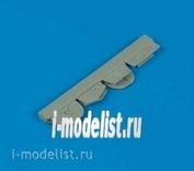 QB48 128 QuickBoost 1/48 Набор дополнений  Me 262 undercarriage covers
