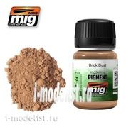 AMIG3015 Ammo Mig BRICK DUST (Brick dust)