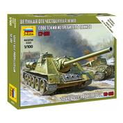 6211 Zvezda 1/100 Soviet tank destroyer