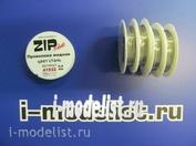 41532 ZIPMaket Проволка медная 0,4 мм, 10 метров (цвет сталь)