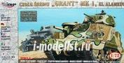 720804 Mirage Hobby 1/72 Grant Mk I, El Alamein