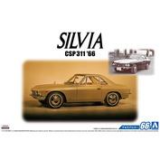 06228 Aoshima 1/24 Nissan CSP311 Silvia '66
