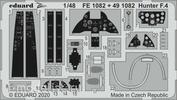 491082 Eduard 1/48 photo etching Kit Hunter F. 4