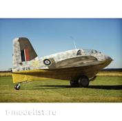 """BRP144009 Brengun 1/144 Me-163B KOMET """"War prizes"""""""