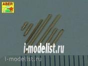A72 003 1/72 ABER  Armament for German fighter Me 109E-3 to G-4