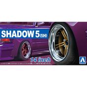 05437 Aoshima 1/24 Shadow 5 (5H) 14 Inch