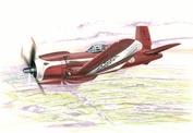 SH72166 Special Hobby 1/72 Самолет F2G Super Corsair