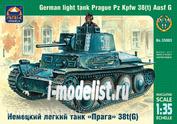 35003 ARK-models 1/35 Немецкий легкий танк «Прага» 38t(G)