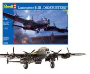04295 Revell 1/72 Самолёт Avro Lancaster DAMBUSTERS