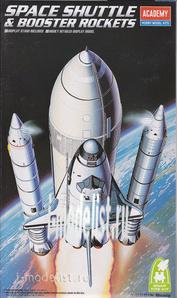 12707 Academy 1/288 Космический корабль