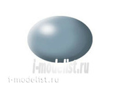 36374 Revell Аква- краска серая шелковисто-матовая