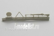 ZA35207 Zebrano 1/35 Manual machine gun DP-27, 3 pieces