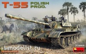 37068 MiniArt 1/35 Т-55 Польского Производства