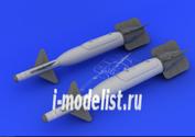 632013 Eduard 1/32 Дополнения GBU-24 bomb