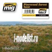 AMIG8352 Ammo Mig PINEWOOD FOREST BASE (основа для соснового леса)