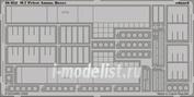 36052 Eduard 1/35 Фототравление для M-7 Ammo. Boxes