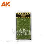 AK8144 AK Interactive Листья и кустарниковая листва (Удлиненная)
