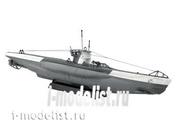 05093 Revell 1/350 German Submarine TYPE VII C